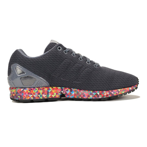 adidas for Men: ZX Flux Black Sneaker