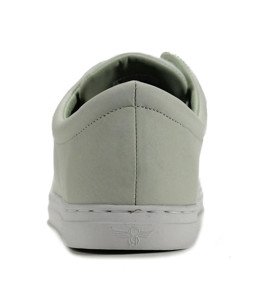 Creative Recreation for Men: Turino White Leather Sneaker
