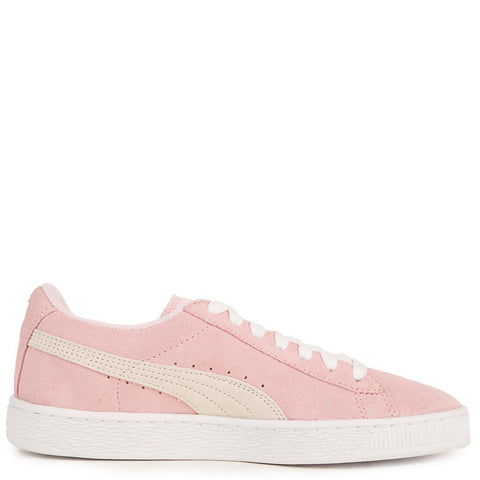 Junior's Suede Casual Sneaker