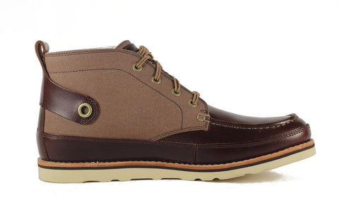 Abington Haley Chukka Brown Boot