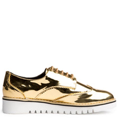 Cape Robbin Venus-1 Gold Women's Oxford