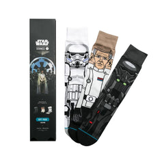 "Rogue One Box Set  ""STARWARS Collaboration"" Socks"