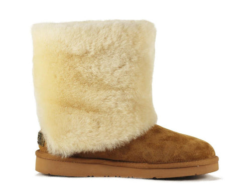 UGG Australia for Women: Patten Chestnut Ankle Boot