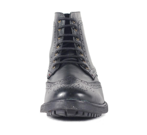 Ben Sherman for Men: Sanford Black Boot
