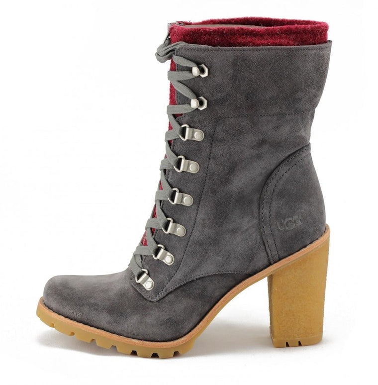 UGG Australia for Women: Fabrice Charcoal Boots