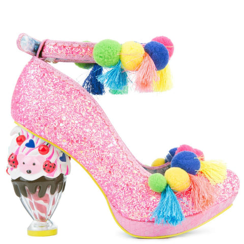 Women's Arctic Roll High Heel