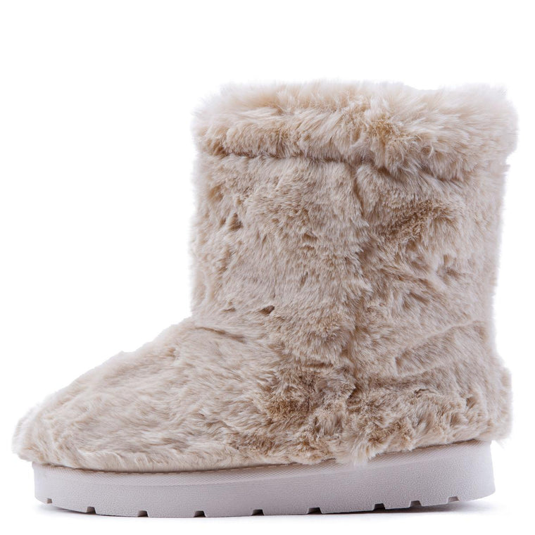 Frozen-26 Fur Boots