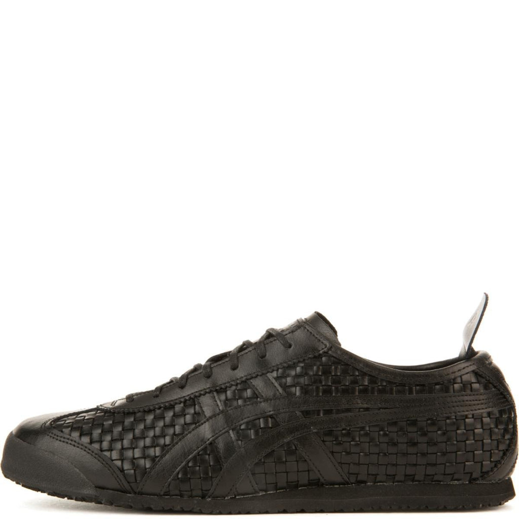 50b890be1a Onitsuka Tiger Unisex: Mexico 66 Black/Black Sneakers