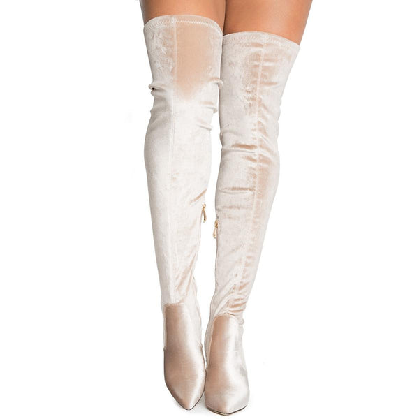 Women's Mini-82 Thigh-High Boot