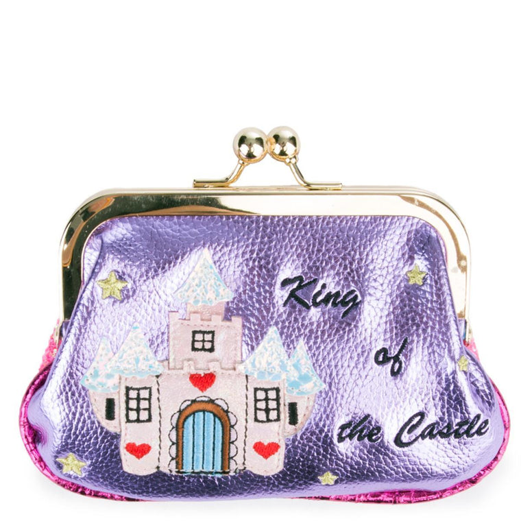 Women's King of the Castle Clutch