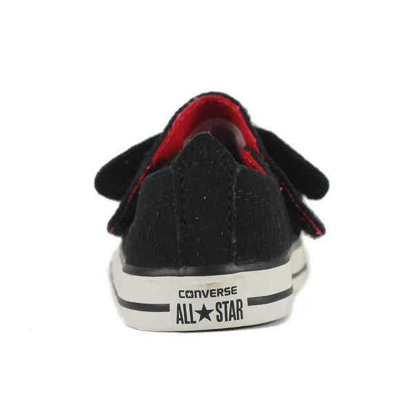 Converse for Infants: Creatures Ox Black Sneaker