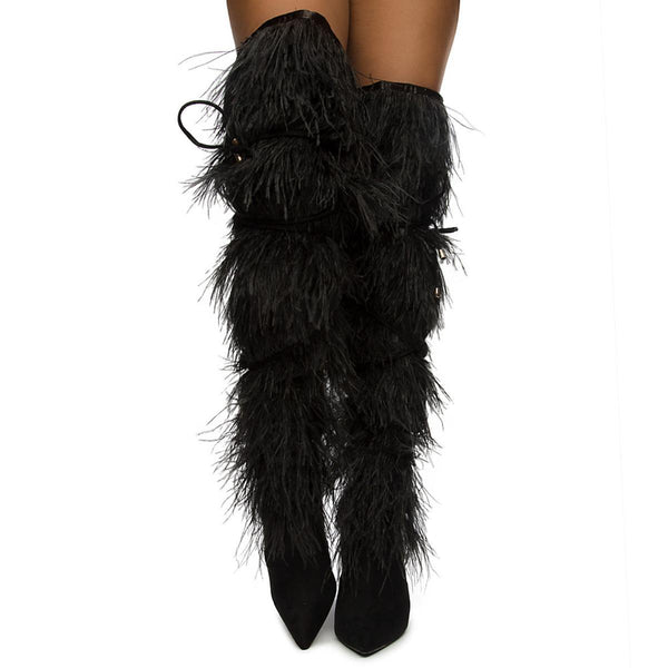 Women's Campbell Thigh High Boots