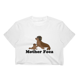 MOTHER FOCA Women's Crop Top