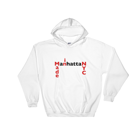 MADE IN NYC MANHATTAN Hooded Sweatshirt