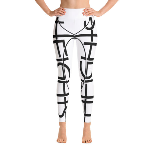 NYH B&W Yoga Leggings