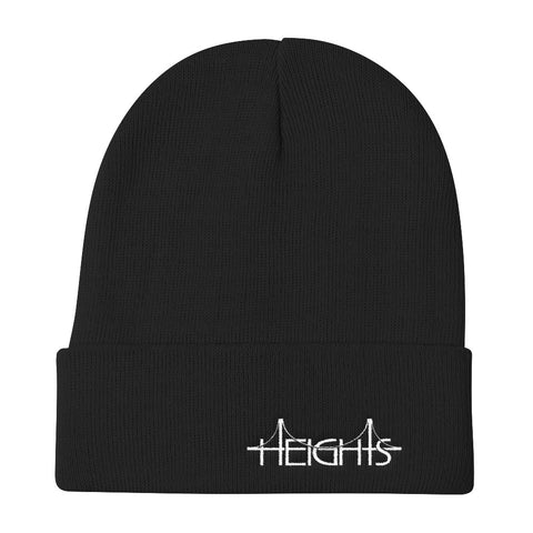 HEIGHTS 1/2 Knit Beanie