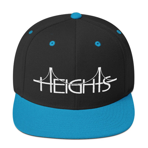NY HEIGHTS Wool Blend Snapback