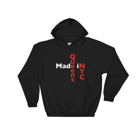 MADE IN NYC QUEENS Hooded Sweatshirt