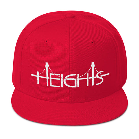 HEIGHTS Snapback Hat