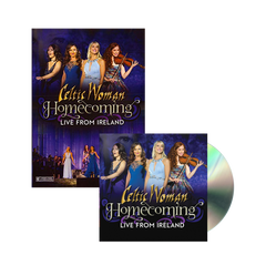Homecoming: Live From Ireland CD + DVD Bundle