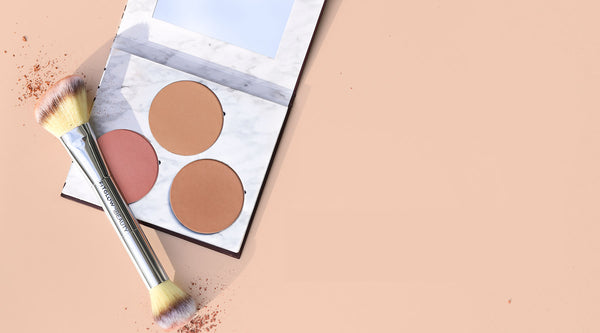 Makeup 101 - How to Use the Sunny Days Cheek Palette