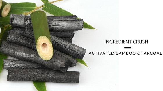 Ingredient Crush – Activated Bamboo Charcoal