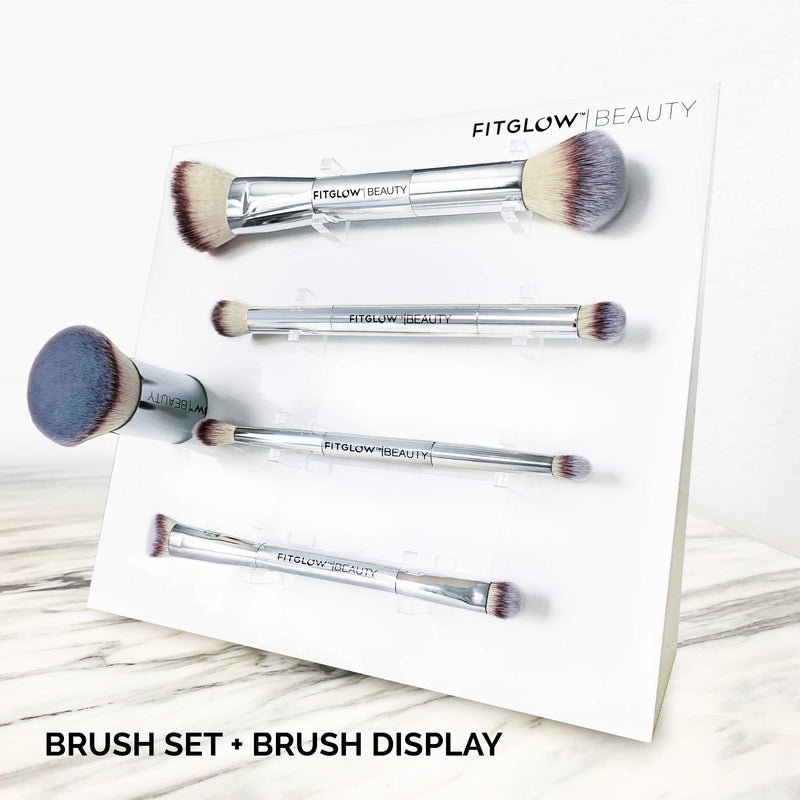 Fitglow Beauty Master Brush Set