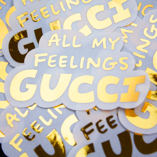 Feelings Sticker