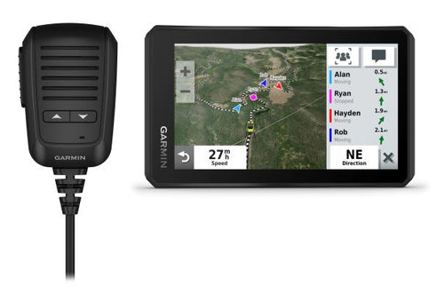Garmin Tread Powersport Navigator with Group Ride Radio