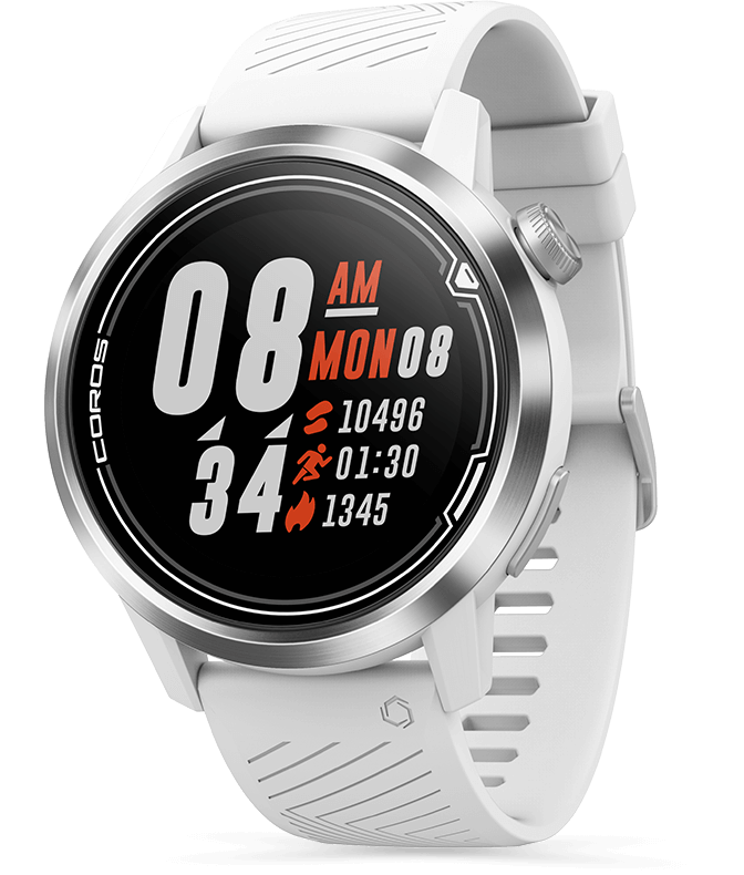Coros APEX Premium Sports GPS Watch White 46mm