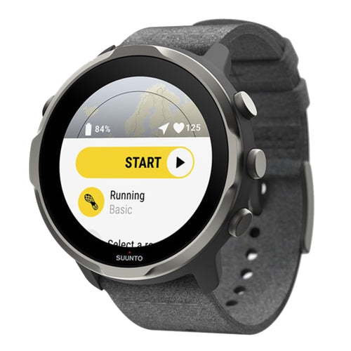 SUUNTO 7 Graphite Limited Edition GPS Smartwatch with versatile sports experience