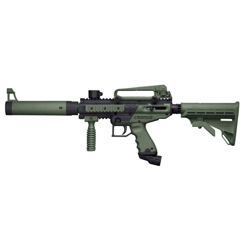 Tippmann Cronus Tactical Semi-Automatic .68 Caliber Olive Paintball Marker