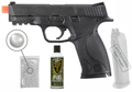 Umarex S&W M&P 9 GBB(VFC) Green Gas Airsoft Pistol with Wearable4U Bundle
