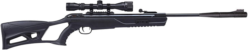 Umarex A-Rex Break Barrel .177 Caliber Pellet Air Rifle Airgun Black