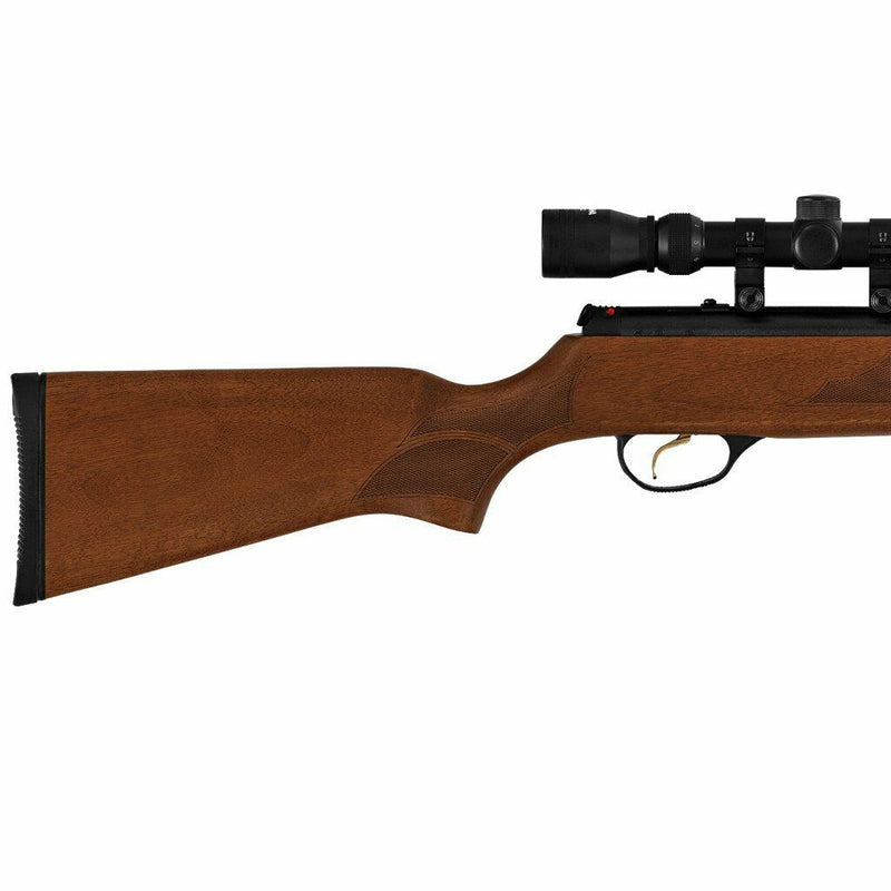 Hatsan MOD 95 Vortex Combo QE Air Rifle with Targets and Lead Pellets Bundle