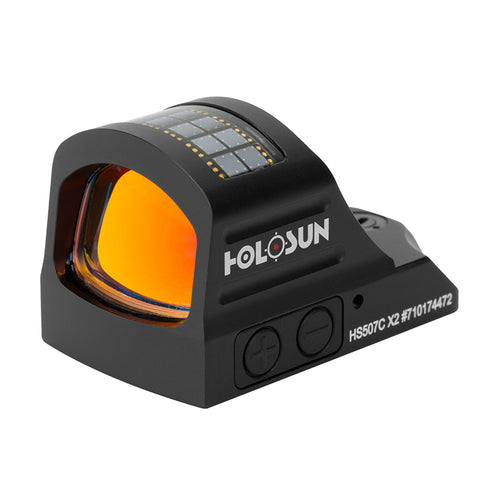 Holosun Classic Open Reflex Optical Red Dot Sight HS507C X2