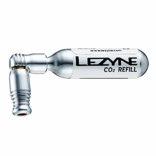Lezyne Trigger Speed Drive CO2 Inflator silver color