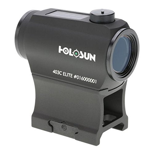 Holosun Green Dot/Solar Panel HE403C-GR