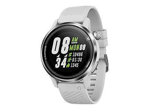 Coros APEX Premium 42mm White Sliver Multisport GPS Watch