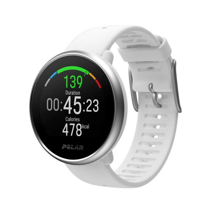 Polar Ignite Waterproof GPS Fitness Watch With Advanced Wrist-based Heart Rate