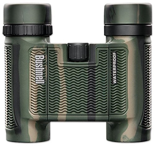 Bushnell H2O Waterproof/Fogproof Compact Roof Prism Binocular Camo 10 x 25-mm