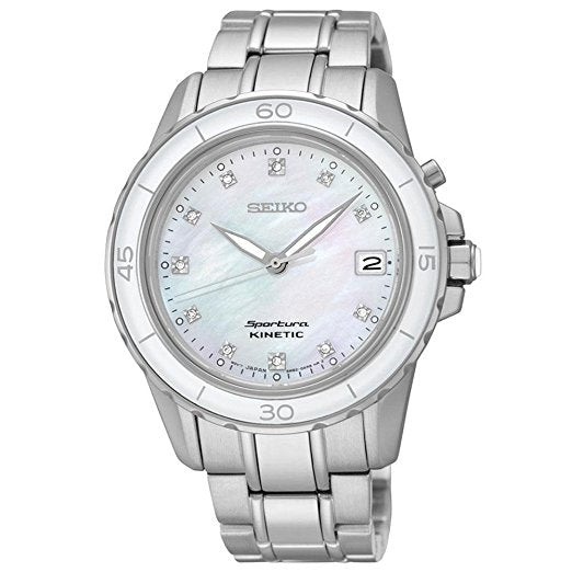 Seiko Women's Sportura Kinetic Watch