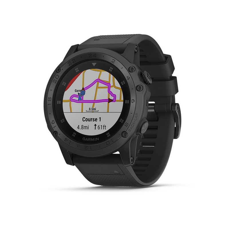 Garmin Tactix Charlie Multifunction GPS Watch with Tactical Features