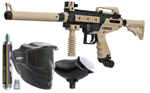 Tippmann Cronus Combat Powerpack Raptor Mask 90g CO2 Loader, Tactical 81985