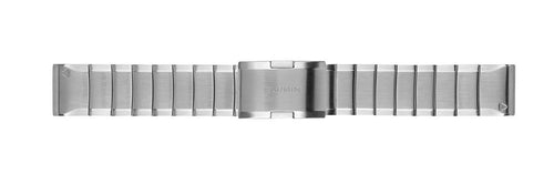 Garmin QuickFit 22 Watch Band Stainless Steel 010-12496-20 (Stainless Steel)