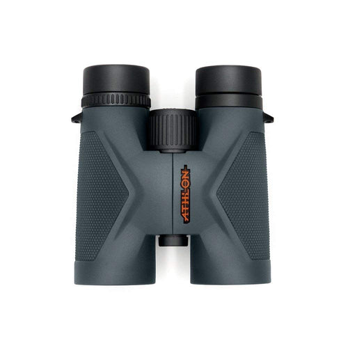 Athlon Optics Midas Roof Prism Binoculars ED 10x42 Phase Corrected Prisms 113003