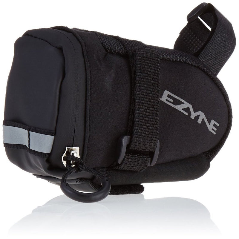 LEZYNE M - CADDY CO2 KIT SADDLE BAG black color