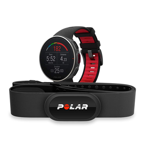 Polar Vantage V Titan, Advanced GPS and HRM Multisport Watch for Multisport and Triathlon Training