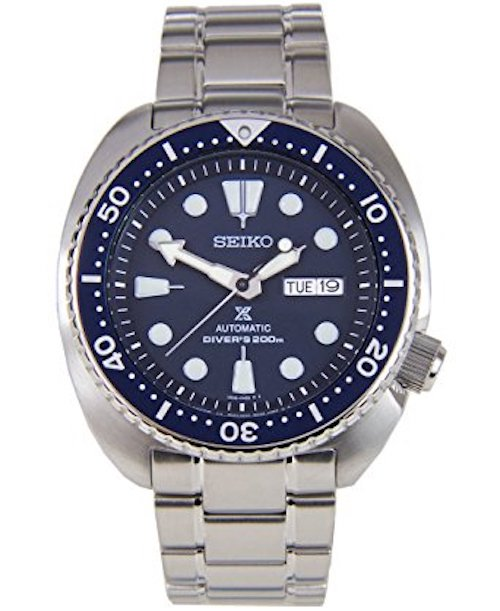 Seiko SRP773 Prospex Automatic Stainless Steel 200M Diver's Blue Dial Men's Watch