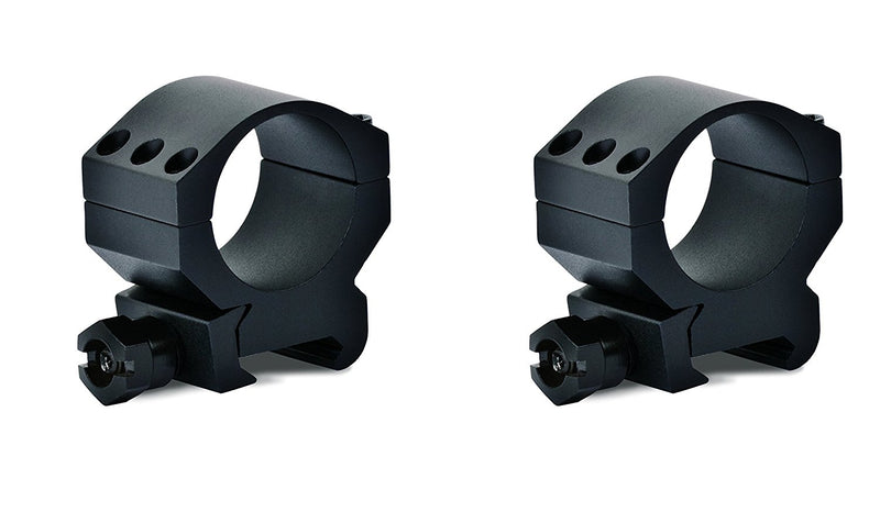 Vortex Optics Tactical 30mm Riflescope Rings, TRH-2Pk High Height 1.18 Inches